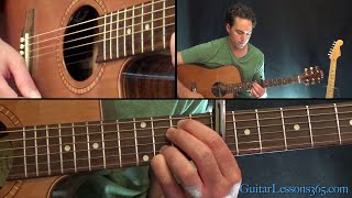 You're Beautiful Guitar Lesson - James Blunt