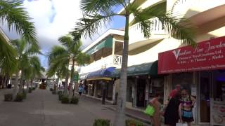 preview picture of video 'Basseterre, St. Kitts - Port Zante HD (2013)'