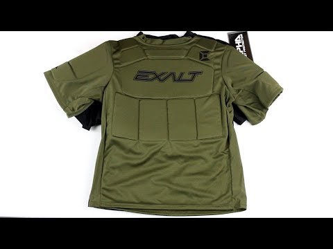 Exalt Alpha Paintball Chest Protector – Review