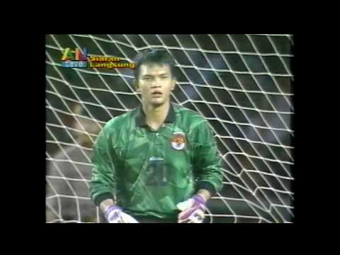 Final SEA Games 1997 Soccer: Indonesia Vs Thailand 1-1 (AET)