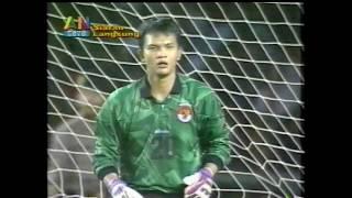 Final SEA Games 1997 Soccer: Indonesia Vs Thailand 1-1 (AET)