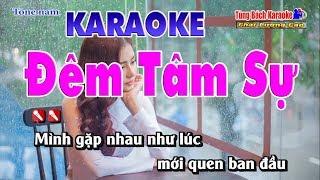 dem-tam-su-karaoke-123-hd-tone-nam-nhac-song-tung-bach