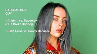 Billie Benassi   Satisfaction Guy (ANGEMI Vs. Rudeejay & Da Brozz Bootleg) [SUPPORTED BY TIESTO]