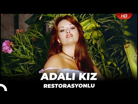 Adalı Kız - Türk Filmi HD  (Restorasyonlu)