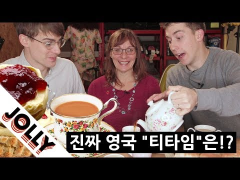 Josh's Mum Introduces the REAL English
