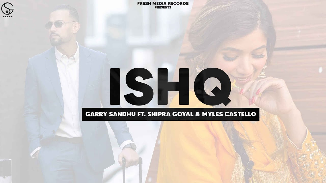 ISHQ LYRICS – GARRY SANDHU | Ishq Ch Hoye Bure Haal
