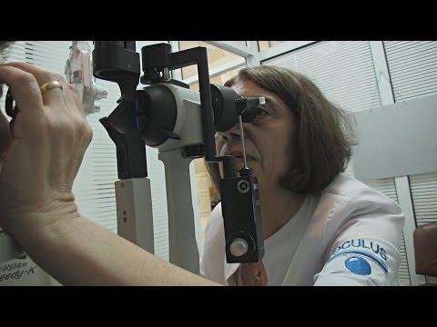 Posturi de oftalmolog