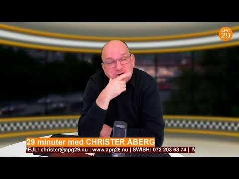 29 minuter med Christer Åberg