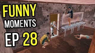 PUBG: Funny Moments Ep. 28