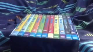 Family Guy : Seasons 1 - 11 DVD Boxset - Unboxing