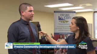 Fresno CDFI Financing Small Business