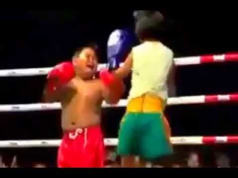 Chinese Kids funny Boxing - must watch