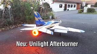 Avanti XS Mit Jetcat P-60