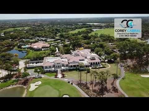 Mediterra Golf & Country Club Clubhouse Naples, Florida