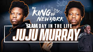 Juju Murray is Lil Uzi's Favorite Player! Meet NYC's Finest 🗽 | SLAM Day in the Life