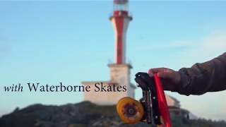 Surf & Skate With WATERBORNE SURF ADAPTER