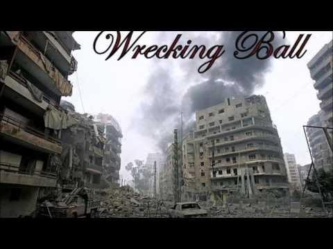 Wrecking Ball cover by Ben Saylor