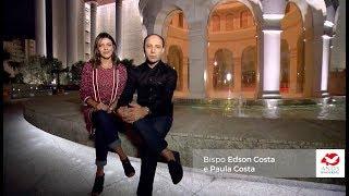 Bispo Edson Costa e Paula Costa