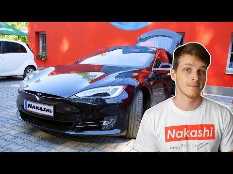 Jaké to je řídit Teslu - Model X a Model S