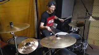 Video Time Rift Fusion - Drum Cover