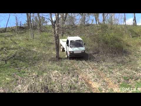 Mini Trucks - Daihatsu Hijet 4x4