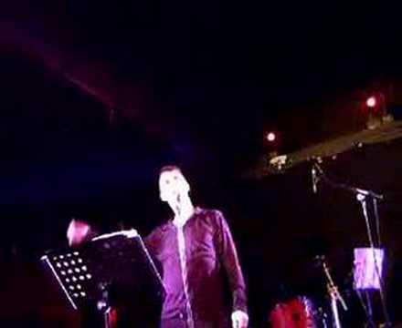 Lavender - marc Almond 1st dec 2007 Birmingham