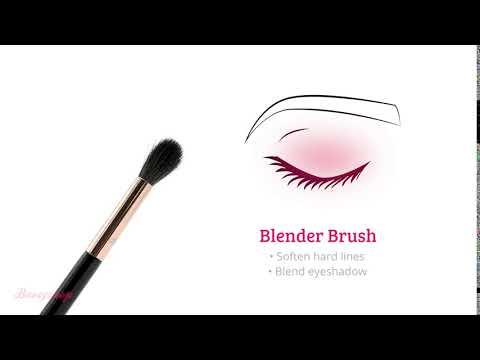Boozyshop Boozyshop Ultimate Pro UP21 Blender Brush
