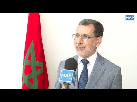 العرب اليوم - رئيس الحكومة يؤكّد أنه لا يمكن التساهل في إدخال اللغة المغربية