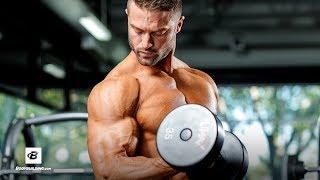High Volume Back and Biceps Workout | Mike Hildebrandt by Bodybuilding.com