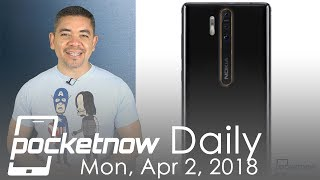 Nokia 9 to go 40 megapixels, Cheaper Google Pixel 2 & more - Pocketnow Daily