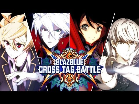 BLAZBLUE CROSS TAG BATTLE Opening Movie