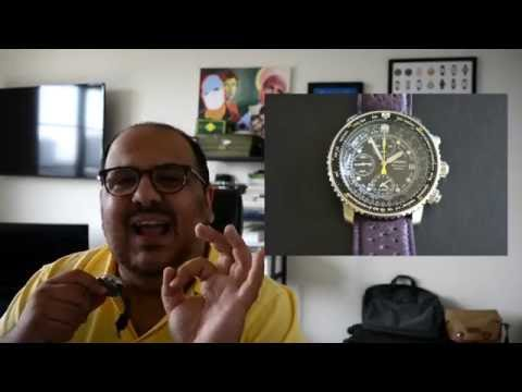 Seiko Flightmaster SNA411 Review – TGV Watch Swap – Federico Talks Watches