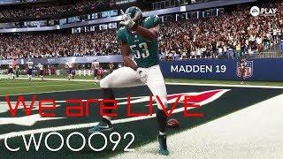 Madden NFL 19 WL lets go