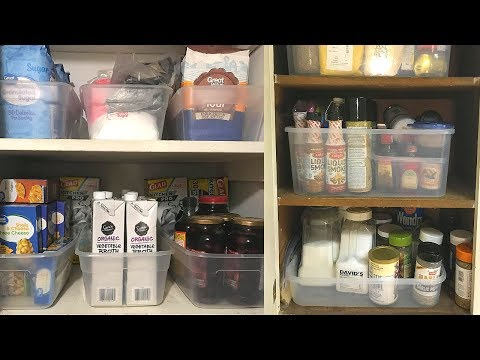 How I Organized My Pantry ~ Kitchen Organization Hacks ~ Noreen's Kitchen