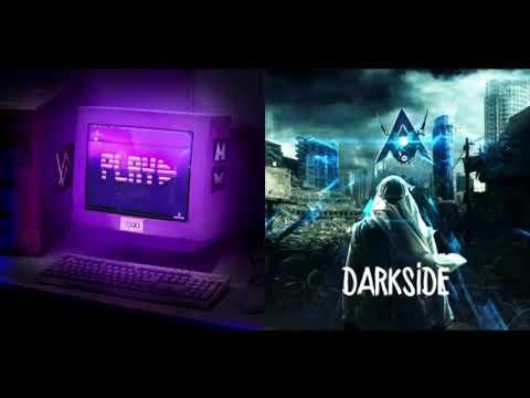 Play // Darkside [Remix Mashup] - Alan Walker, K-391 & Tungevaag ft. Mangoo, Au/Ra & Tomine Harket