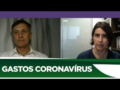 Luizão Goulart  defende que governo divulgue gastos com coronavírus na internet