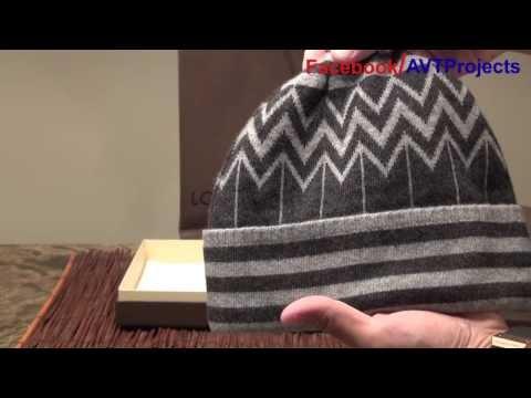 Louis Vuitton Karakoram Cashmere V Hat Overview