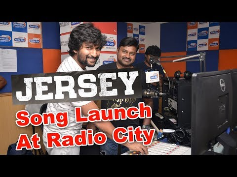 Jersey Song Launch at Radio City By Nani