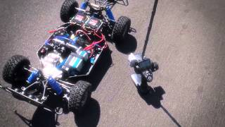 Dual Motor Losi 5T Intro