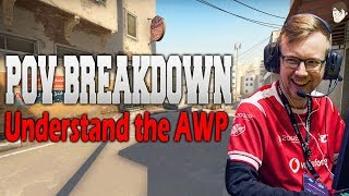 POV Breakdown: ChrisJ AWPs with Experience in Belo Horizonte