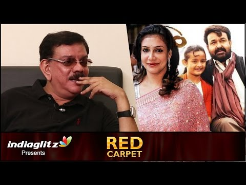 Priyadarshans-Interview-on-Lissy-divorce-and-Oppam-success-Red-Carpet-by-Sreedhar-Pillai