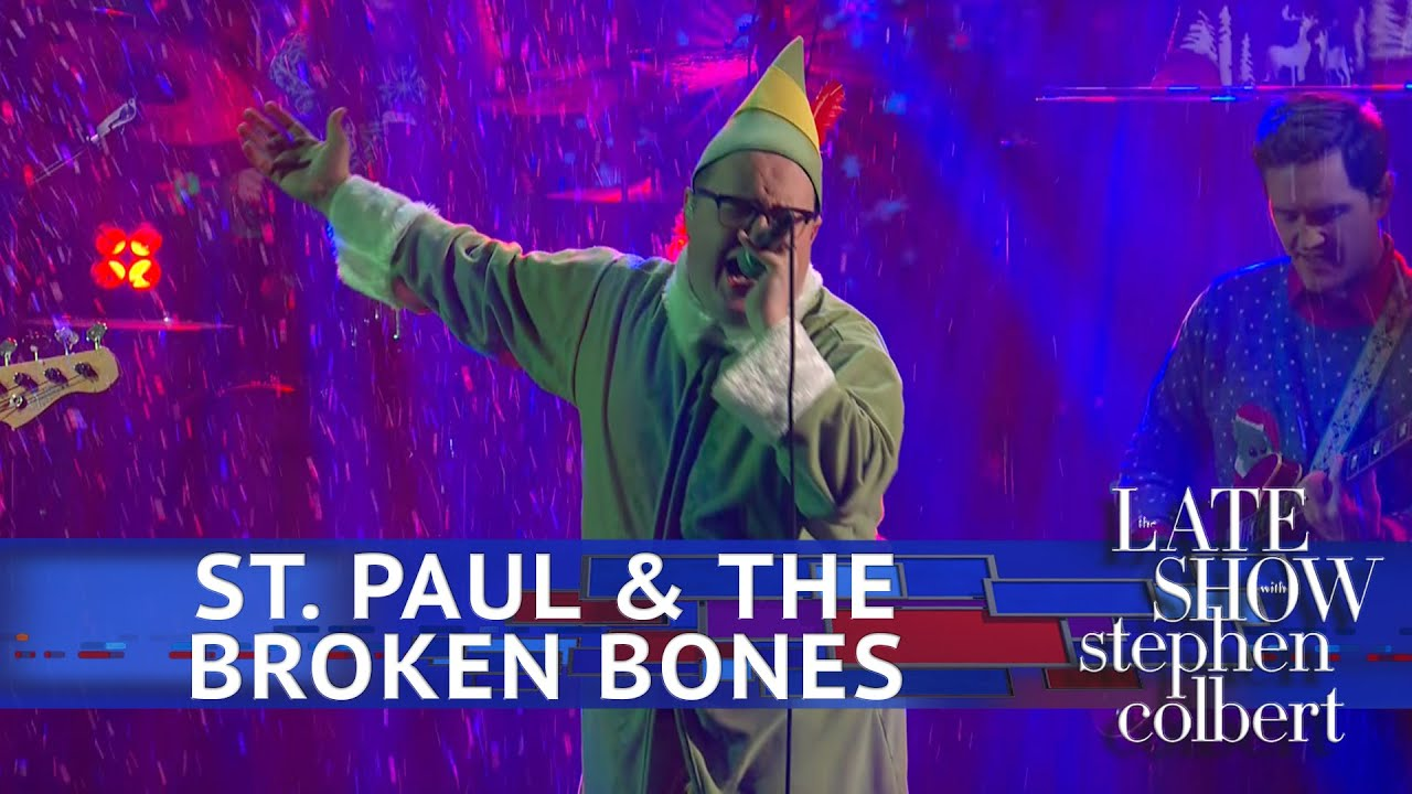 St. Paul & The Broken Bones Perform 'Zat You Santa Claus' thumbnail