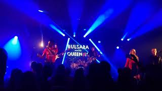 Bulsara and his Queenies-Tie your mother down  Live @Freddie Mercury's 72th Birthday Party