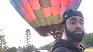 Hot Air Balloon Ride 29 July 2018
