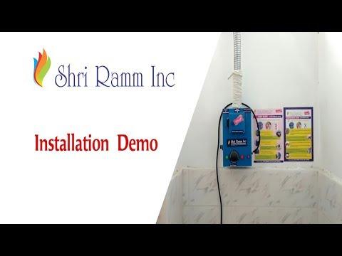 MAYA Hygienic Home Sanitary Napkin Destroyer