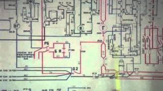 ТЭМ2 электр.схема 1.7 Реле тока