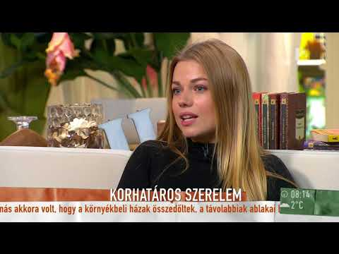 Korhatáros szerelem: Cserpes Laurának Kovács Patríciával voltak a legnehezebb jelenetei? letöltés