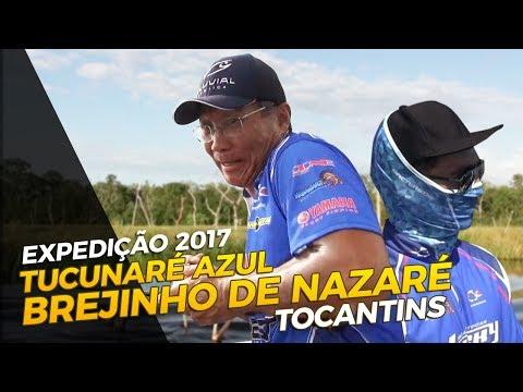 BREJINHO DE NAZARÉ - TOCANTINS [EXPEDIÇÃO 2017]