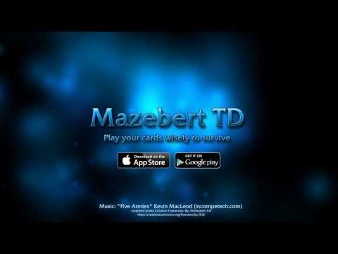 Video of Mazebert TD