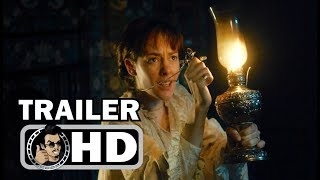 ANGELICA Official Trailer (2017) Jena Malone Horror Movie HD